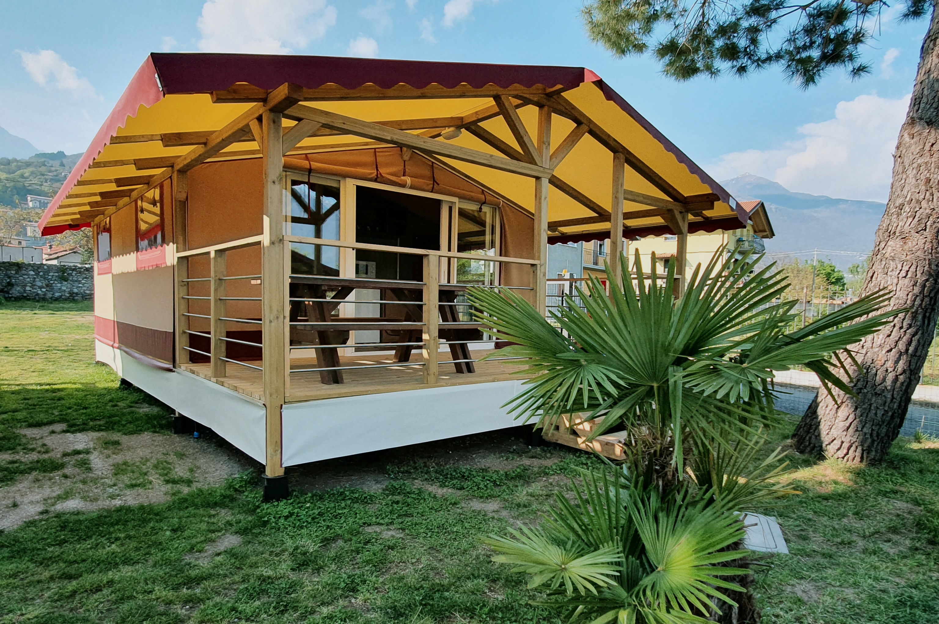 Safari Family Lodge